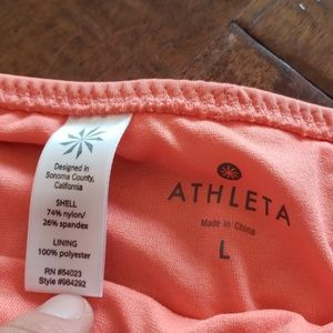 Athleta Swim - Athleta bathing suit bottoms